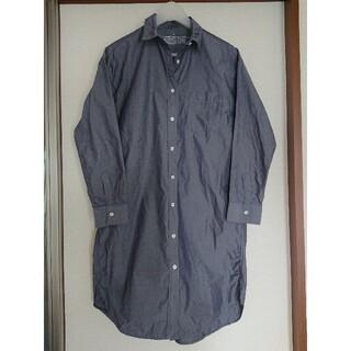 ムジルシリョウヒン(MUJI (無印良品))の無印良品 ロングシャツ(シャツ/ブラウス(長袖/七分))