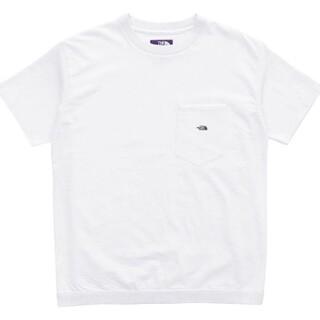 ザノースフェイス(THE NORTH FACE)のノースフェイス パープルレーベル  ポケットTシャツ  Mサイズ(Tシャツ/カットソー(半袖/袖なし))