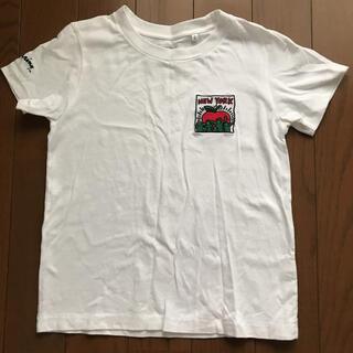 ユニクロ(UNIQLO)のSPRZ NYグラフィックT(キース・ヘリング・半袖) ユニクロ Tシャツ(Tシャツ(半袖/袖なし))