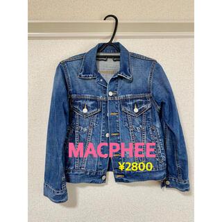 マカフィー(MACPHEE)のマカフィー Gジャン(Gジャン/デニムジャケット)
