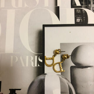 Christian Dior - DIOR ピアス