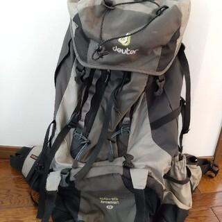 ドイター(Deuter)のドイター エアーコンタクト SL60+10(登山用品)