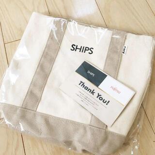 SHIPS - ships   FMV購入記念品 オリジナルバック 非売品