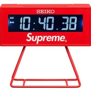 Supreme® Seiko Marathon Clock