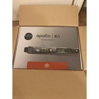 新品 Universal Audio Apollo X6(オーディオインターフェイス)