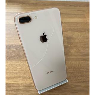 Apple - Apple iPhone 8 plus 64GB ゴールド SIMフリー