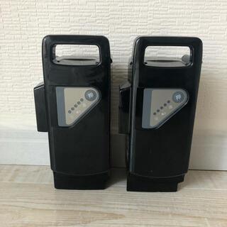 Panasonic - パナソニック アシスト電動自転車 バッテリー 2個セット
