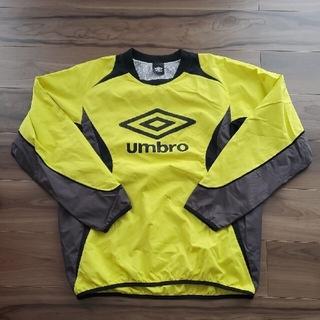 アンブロ(UMBRO)のUMBRO スポーツウェア L 黄色 イエロー(ウェア)