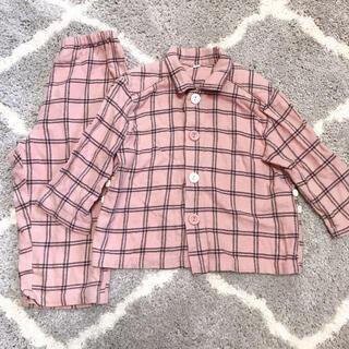 ムジルシリョウヒン(MUJI (無印良品))の無印良品 パジャマ 90(パジャマ)