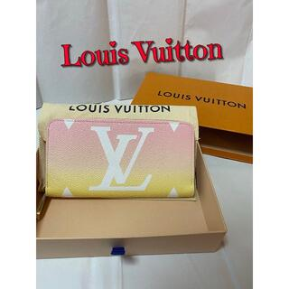 ルイヴィトン(LOUIS VUITTON)の新品未使用 限定 Louis Vuitton ルイ ヴィトン ジッピー 長 財布(財布)