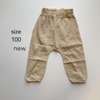 A-lebabay  薄いパンツ size 100