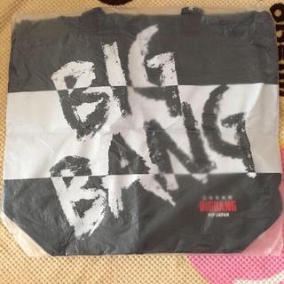 ビッグバン(BIGBANG)のBIGBANG☆ビッグトートバッグ(ミュージシャン)