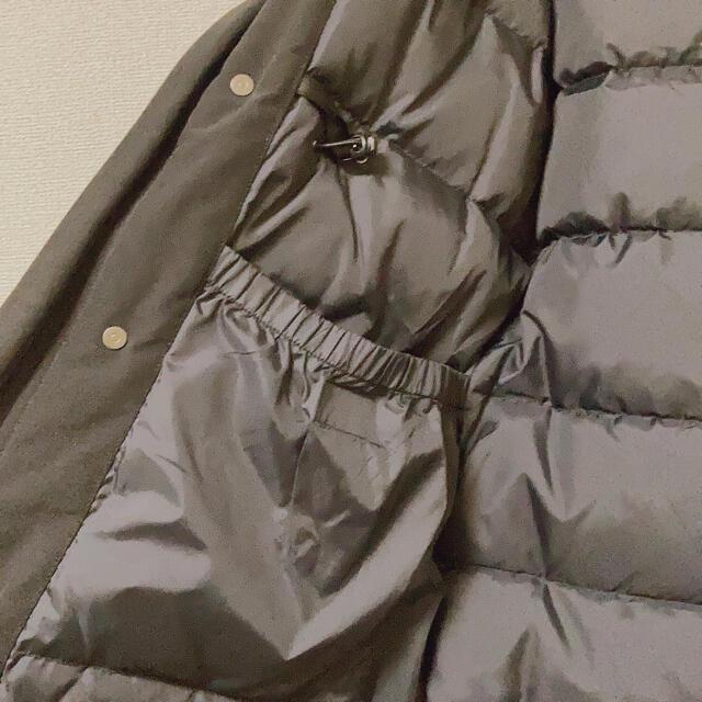 DANTON(ダントン)のDANTON ファー付きダウン メンズのジャケット/アウター(ダウンジャケット)の商品写真