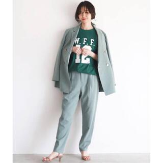 イエナスローブ(IENA SLOBE)のSLOBE別注WIFFLE FOOTBALL Tシャツ(Tシャツ/カットソー(七分/長袖))