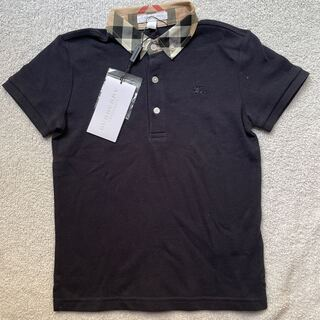 BURBERRY - 新品バーバリー☆Burberry☆120㎝6y☆シャツ ノバチェック ポロシャツ