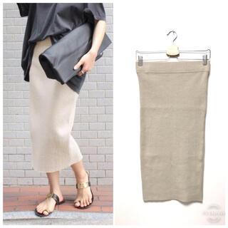 ドゥーズィエムクラス(DEUXIEME CLASSE)の新品 20ss ドゥーズィエムクラス cut and sewn スカート(ひざ丈スカート)