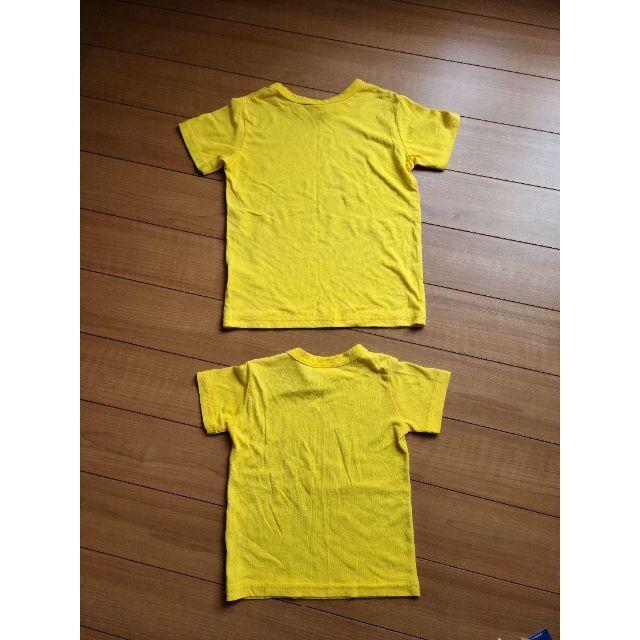 BREEZE(ブリーズ)のブリーズ 冷え冷えアイテム Tシャツ 兄弟 姉妹 お揃い ペア 90 120 キッズ/ベビー/マタニティのキッズ服男の子用(90cm~)(Tシャツ/カットソー)の商品写真
