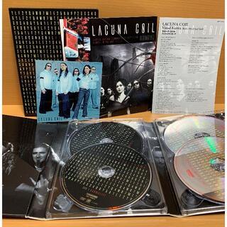 Lacuna Coil/ヴィジュアル・カーマ [DVD]初回限定盤