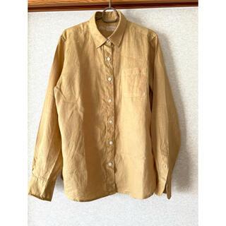 ムジルシリョウヒン(MUJI (無印良品))の無印良品麻シャツ(シャツ/ブラウス(長袖/七分))