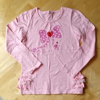 ミキハウス(mikihouse)のmikihouse140女の子カットソー(Tシャツ/カットソー)