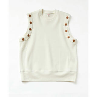SUNSEA - masu 21ss SLEEVELESS SWEAT SHIRTS 未使用品
