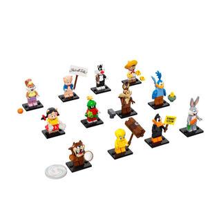 レゴ(Lego)のLEGO レゴ ミニフィグ  ルーニーテューンズ 12種類フルコンプ 71030(積み木/ブロック)