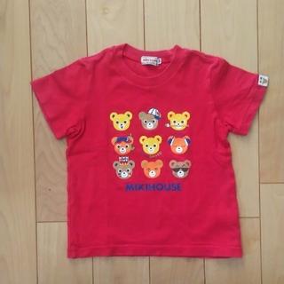 ミキハウス(mikihouse)のミキハウス プッチーくん Tシャツ 100 miki HOUSE プッチー (Tシャツ/カットソー)