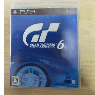 プレイステーション3(PlayStation3)のGRAN TURISMO6(家庭用ゲームソフト)