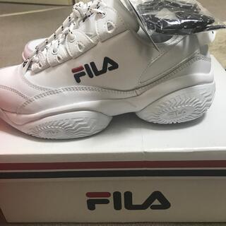 FILA - 新品 FILA PROVENANCE 25cm