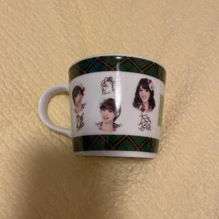 エーケービーフォーティーエイト(AKB48)のAKB48 チームK マグカップ(アイドルグッズ)