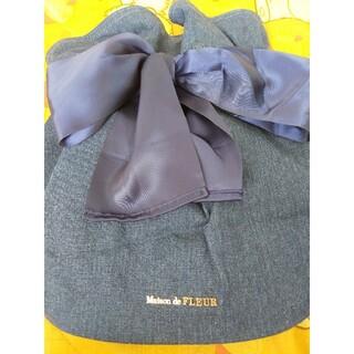 Maison de FLEUR - メゾンドフルール リボン巾着リュック