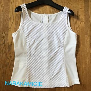 ナラカミーチェ(NARACAMICIE)のナラカミーチェ ノースリーブブラウス(シャツ/ブラウス(半袖/袖なし))
