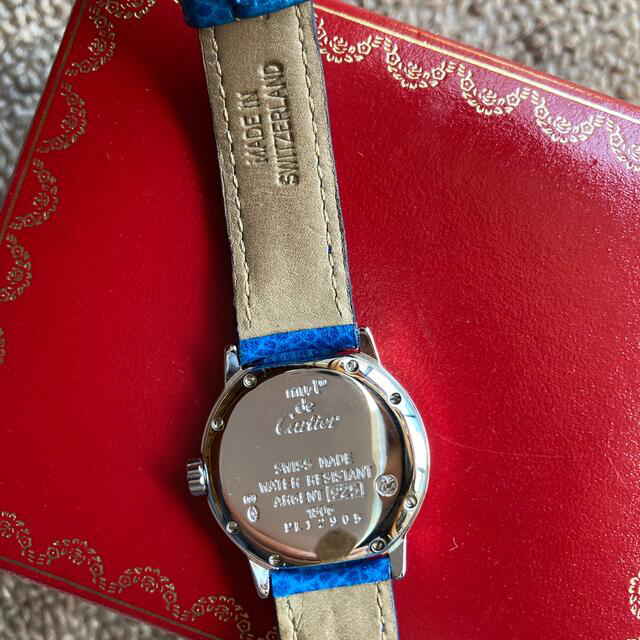 Cartier(カルティエ)のmust de cartier 腕時計 レディースのファッション小物(腕時計)の商品写真