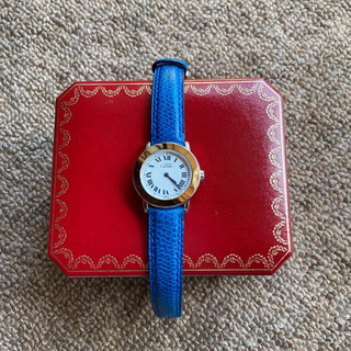 Cartier - must de cartier 腕時計
