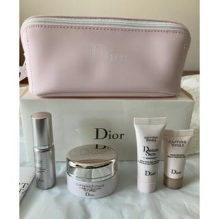 Dior - Dior ディオール カプチュールトータル ポーチセット