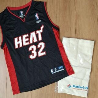 リーボック(Reebok)のNBAマイアミヒート ユニフォーム 永久欠番 背番号32 シャキール・オニール(バスケットボール)