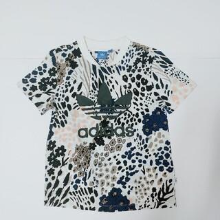 アディダス(adidas)のadidas Tシャツ レディース アディダス(Tシャツ(半袖/袖なし))