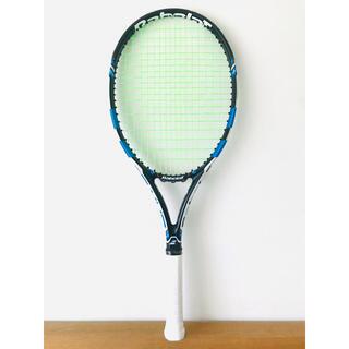 Babolat - 【美品】バボラ『ピュアドライブツアー』テニスラケット/プロストック/ブルー/G2