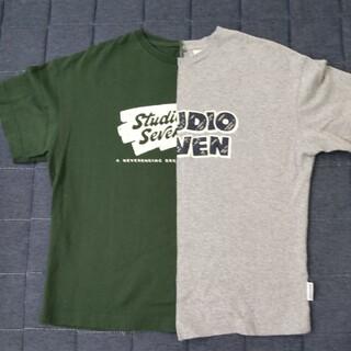 ジーユー(GU)のTシャツ 半袖(Tシャツ/カットソー)