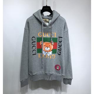 Gucci - GUCCI KAI コラボ コットンスウェットシャツ