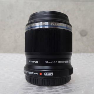 OLYMPUS - オリンパス レンズ(単焦点) M.ZUIKO 30mm F3.5 Macro