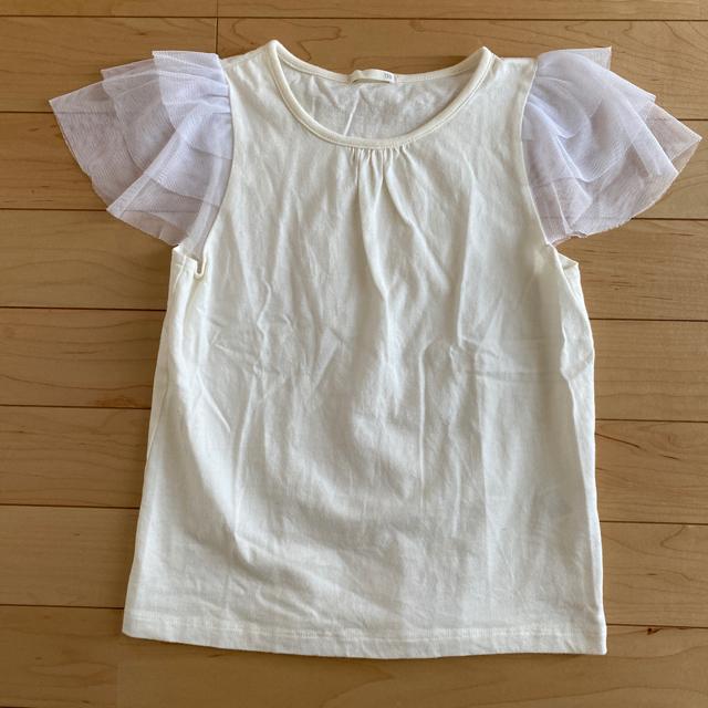MPS(エムピーエス)のなっつん様専用 MPS   スカパン トップス 3枚セット 130 キッズ/ベビー/マタニティのキッズ服女の子用(90cm~)(パンツ/スパッツ)の商品写真
