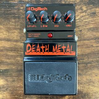 DEATH METAL - Dig Tech(エフェクター)