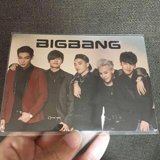 ビッグバン(BIGBANG)の新品!BIGBANG♡サイン入りクリスマスカード(ミュージシャン)