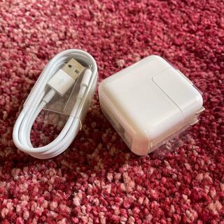 Apple - 未使用★Apple純正充電コードUSBアダプター12Wセット