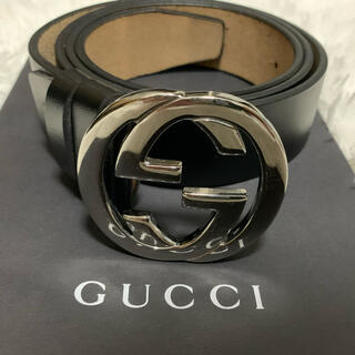 グッチ(Gucci)の【ほぼ未使用】GUCCI ベルト 正規品 ユニセックス(ベルト)