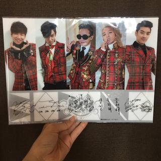 ビッグバン(BIGBANG)のBIGBANG♡バースデーカード(ミュージシャン)