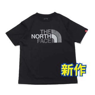 THE NORTH FACE - 【新品】2021春夏新作 The North face カラフルロゴT 黒