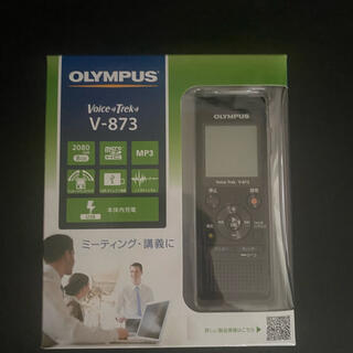 オリンパス(OLYMPUS)のボイスレコーダー V873 新品(その他)