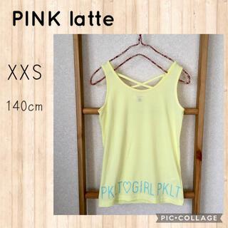 ピンクラテ(PINK-latte)のPINK latte  ★  XXS  タンクトップ(タンクトップ)